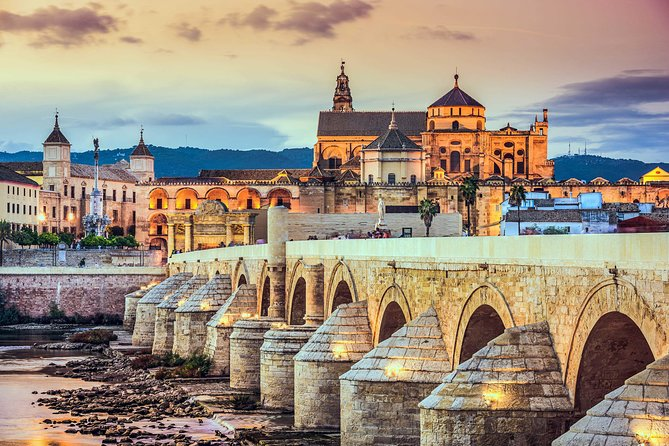 From Malaga Port: Private Tour to Cordoba (cruise passengers)