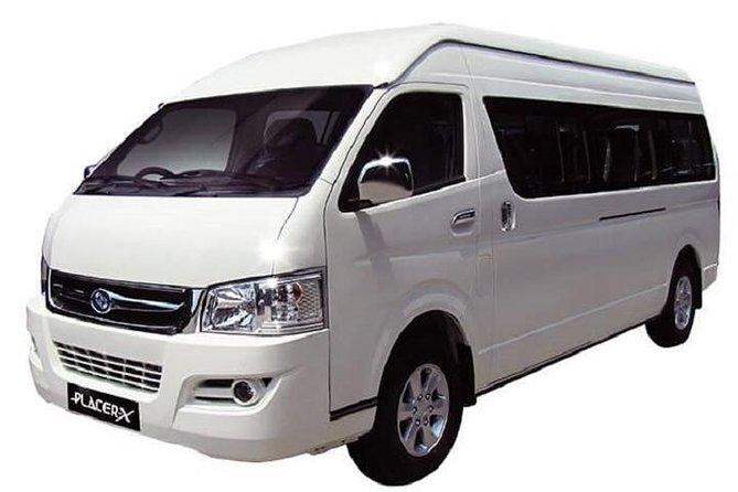 SIngapore to Malacca transfer service