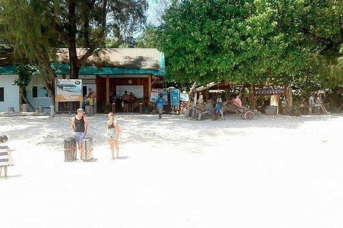 Koh Kradan to Koh Phi Phi by Satun Pakbara Speed Boat