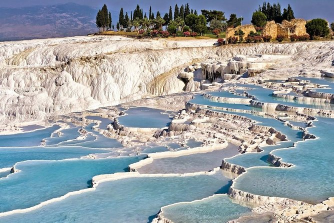 Private Tour of Laodicea-Pamukkale-Hierapolis Tour in One Day
