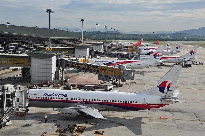 Transfer: Ipoh to Kuala Lumpur International Airport Departure Transfer