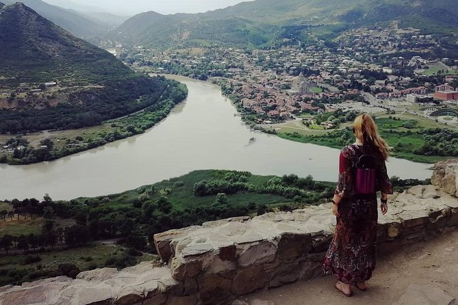 From Tbilisi to Mtskheta - Jvari - Svetitskhoveli