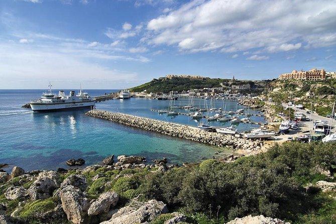 Visite guidée d'une journée de l'île de Gozo au départ de Malte