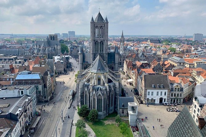 Ghent, Belgium - Small Group Tour from Amsterdam