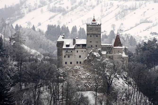 One day tour Dracula Castle from Brasov