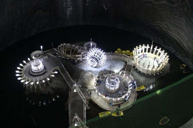 One day trip Turda salt Mine from Brasov