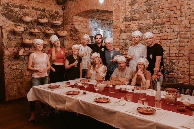 Slovenian Cooking Workshop in Ljubljana