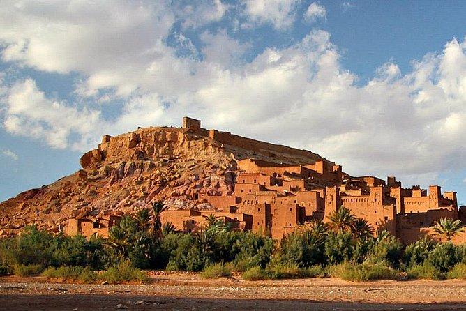 Marrakech to Marrakech 3 days desert tour