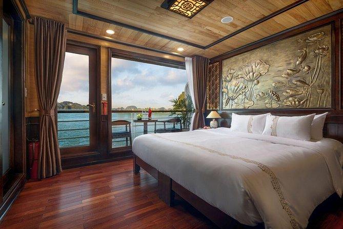 2 Days 1 Night at 5-STAR boutique cruises in Lan Ha Bay - Best Price Guaranteed