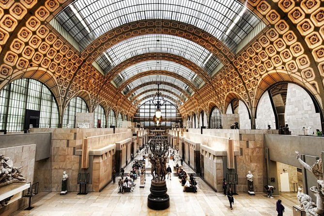 Musée d'Orsay: Self-Guided Immersive Tour in Mobile App and SKIP-THE-LINE