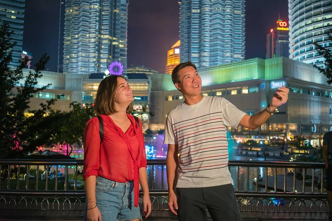 Private Tour: Discover the Magic of Kuala Lumpur by Night