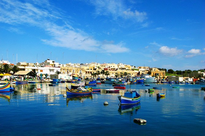 Marsaxlokk Market and Blue Grotto guided tour