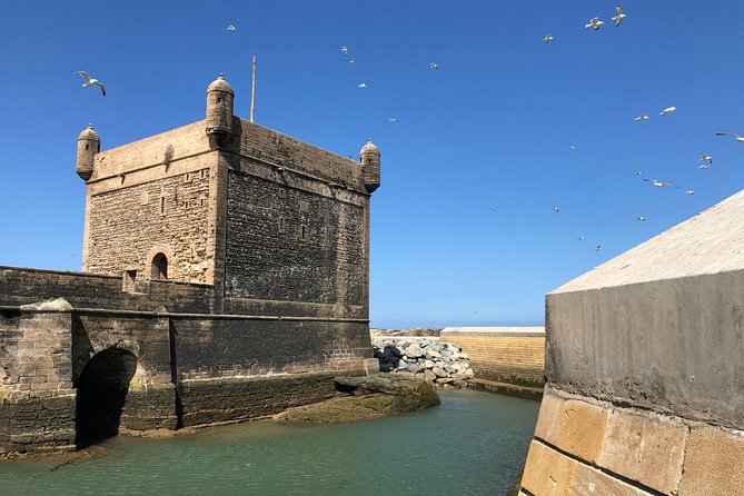 Private luxury transfer: day trip from Marrakech to Essaouira [Priced per GROUP]