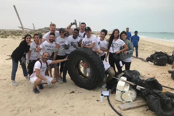 Beach Clean Up - Help protect UAE's incredible coastline photo 2