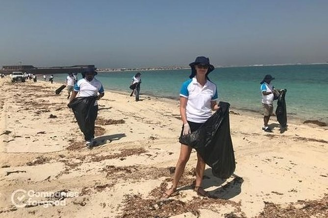 Beach Clean Up - Help protect UAE's incredible coastline photo 4