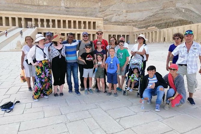 Private Tour: Luxor Day Trip from Hurghada