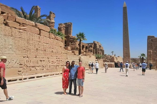 private guided day tour to luxor from hurghada