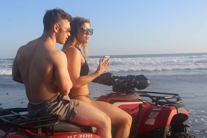 Atv on the beach tours