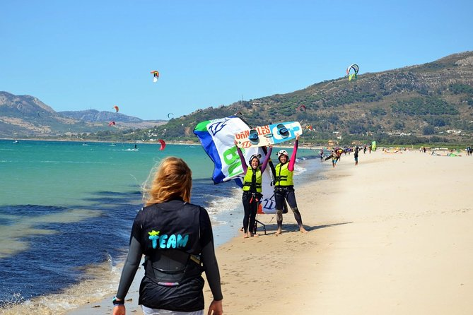 Private Kitesurf Course in Tarifa (for all levels)