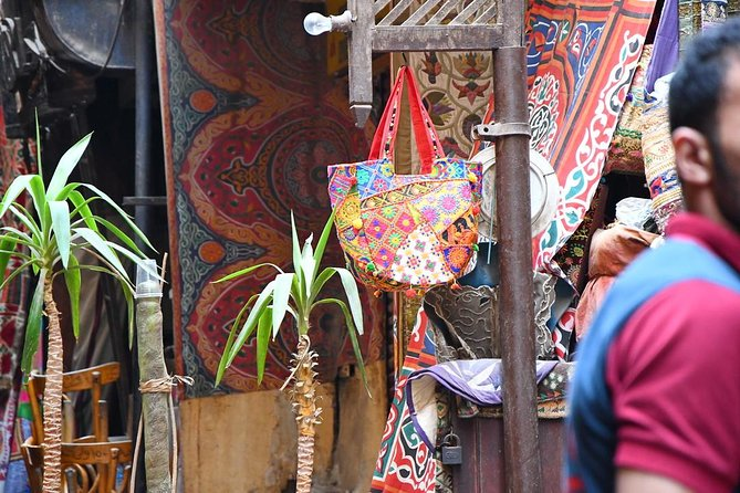 Private Half Day Tour to Islamic Cairo, Al-Muez, & El-khalili Tourist Bazaar photo 6