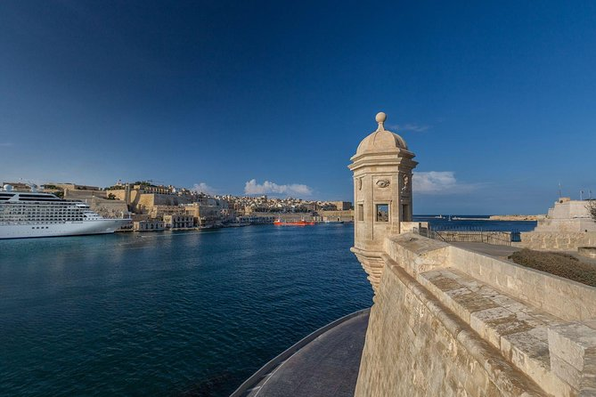 Private guided Malta shore excursion with professional, licensed guides