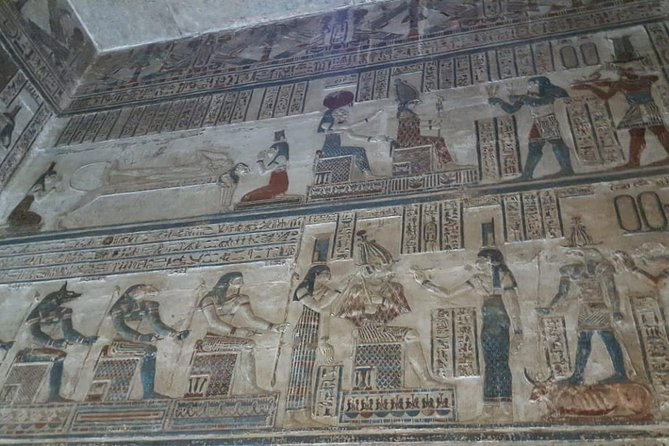 Full day Dendera and Abydos temple
