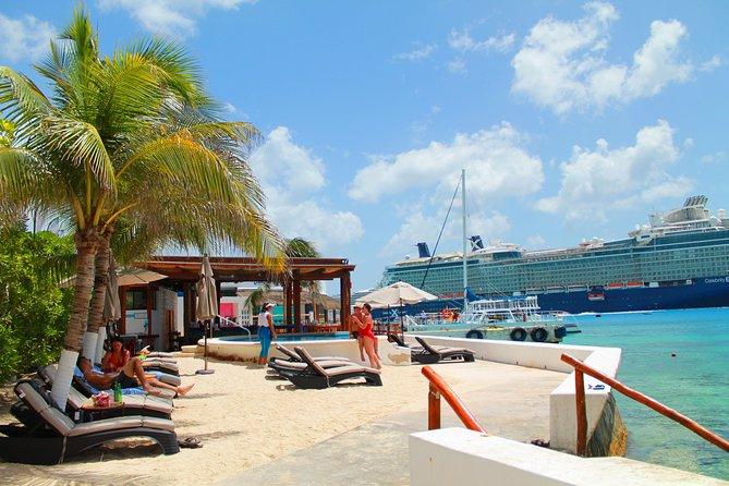 Del Mar Latino Beach Club Cozumel All inclusive day pass