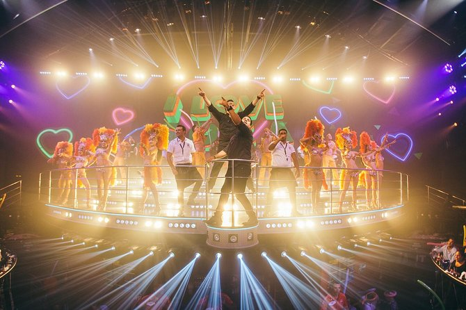 Coco Bongo Playa Del Carmen Gold Member VIP Night Out by After Dark
