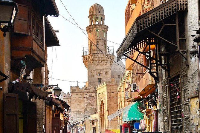 Private Half Day Tour to Islamic Cairo, Al-Muez, & El-khalili Tourist Bazaar photo 7