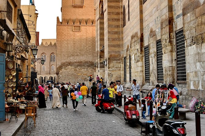 Private Half Day Tour to Islamic Cairo, Al-Muez, & El-khalili Tourist Bazaar photo 12