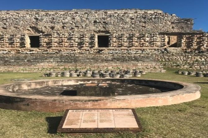 Uxmal, Kabah Sayil & Labna with lunch in shared service photo 3