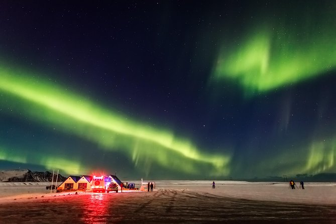 Northern Lights in Iceland - 5 Nights - 6 Days. Coach tours