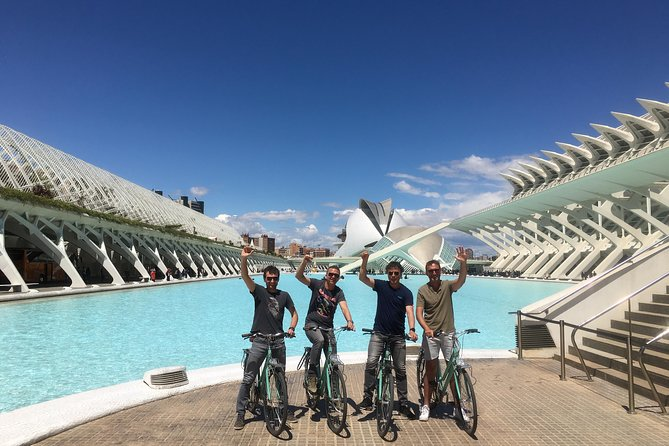 Personal Bike Tour - See all of Valencia!