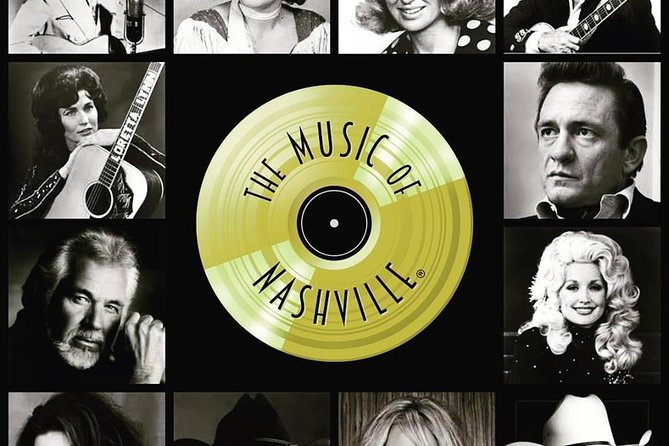The Music of Nashville Concert Admission Ticket photo 31