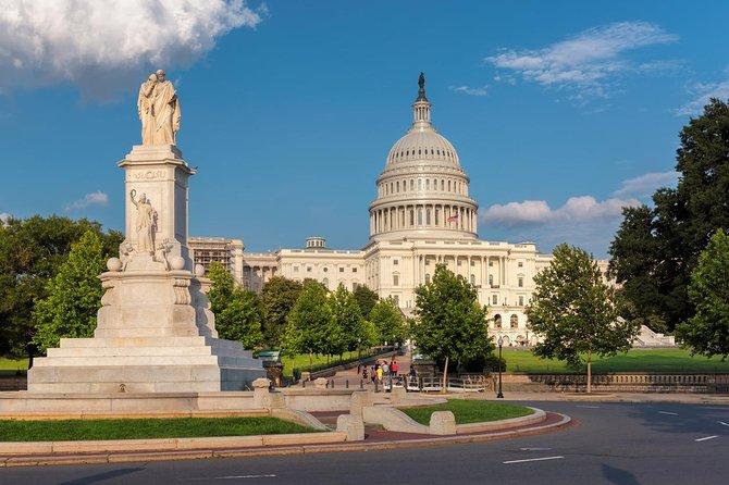 DC Monumenten en gedenktekens Tour