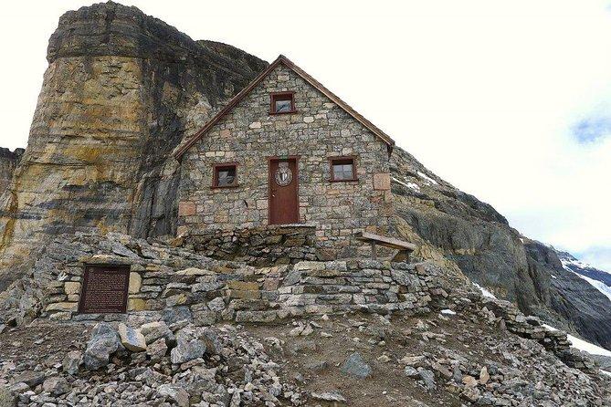 Home Sweet Home. The Abbott Pass Hut.