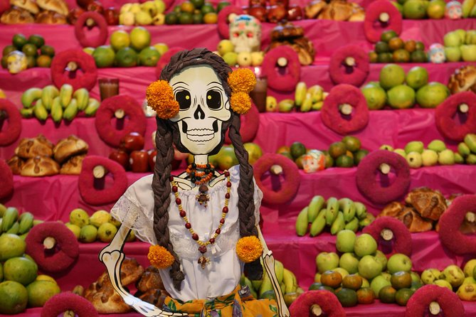 Day of the Dead in Mixquic- Special event 1 and 2 November