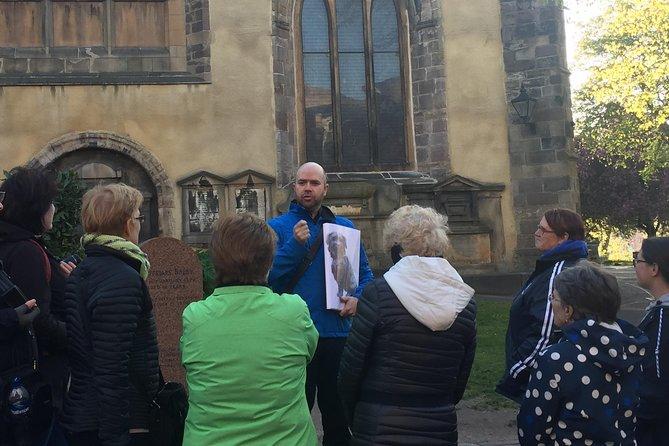 The Old Edinburgh Walking Tour - Private tour.