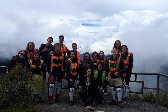 Inca jungle 4 days 3 nights