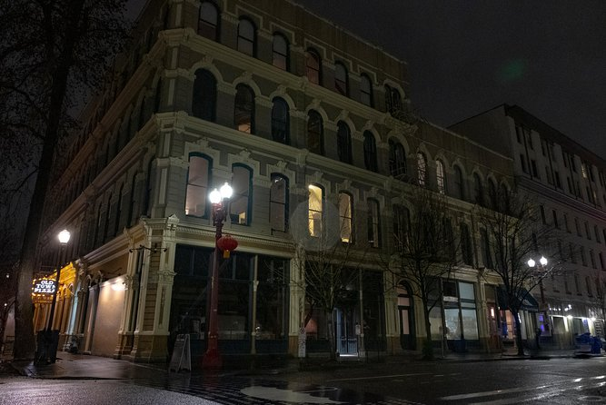 Portland Ghosts - Walking Ghost Tour - Portland, OR
