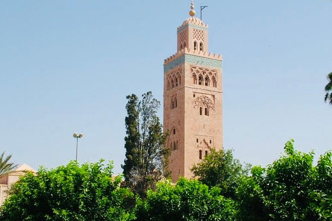 Marrakech, The Red City Walking Tour