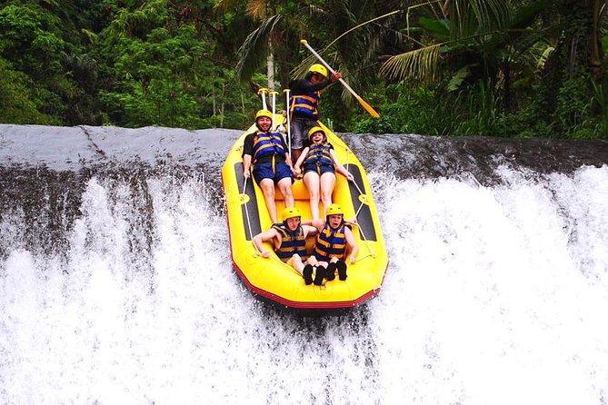 Bali Rafting - Telaga Waja River Karangasem