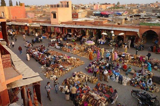 6 Day Private Tour - Marrakesh City & Berber Trail