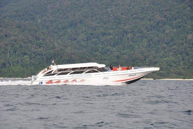 Pakbara Pier to Koh Tarutao by Satun Pakbara Speed Boat