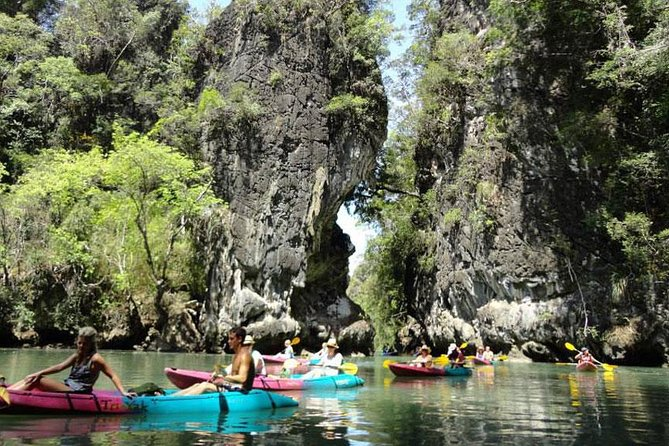 Kayaking at Ao Thalane Krabi include ATV Ride