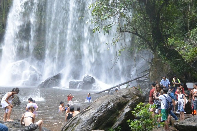 Kulen Waterfalls & National Park