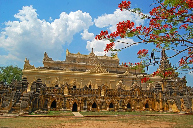 Ancient Capitals of Myanmar Full Day Tour from Mandalay
