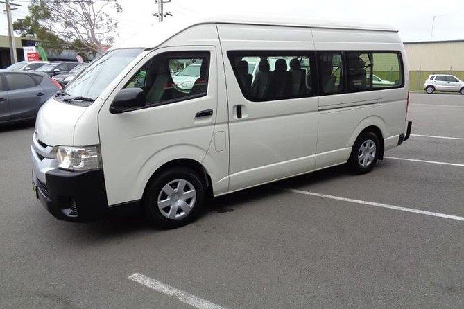Melbourne halvdag eller hel dag privat guide tur med 4WD minibuss