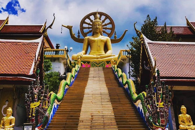 Travstore Original Samui Discovery-Shared Half Day City Tour