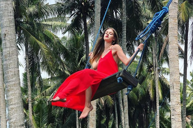 Jungle Swing and Nungnung Hidden Waterfall Tour